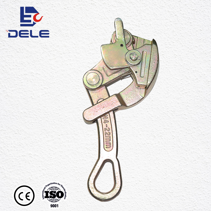 China High Quality Wire Rope Grip for Cable Line - China Wire Rope ...