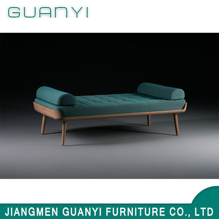 China Nordic Style Soild Ash Wood Base Emerald Furniture Living Room Benches China Benches Living Room Benches