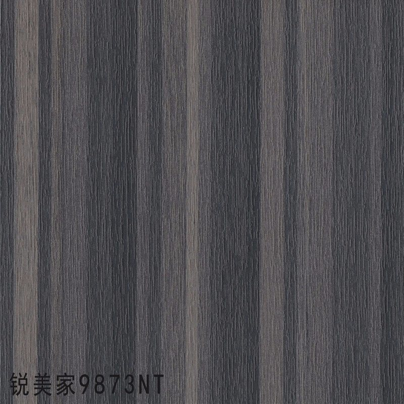 Glossy Texture Leather Solid Wood Grain HPL Sheets Formica Laminate Sheet With New Design