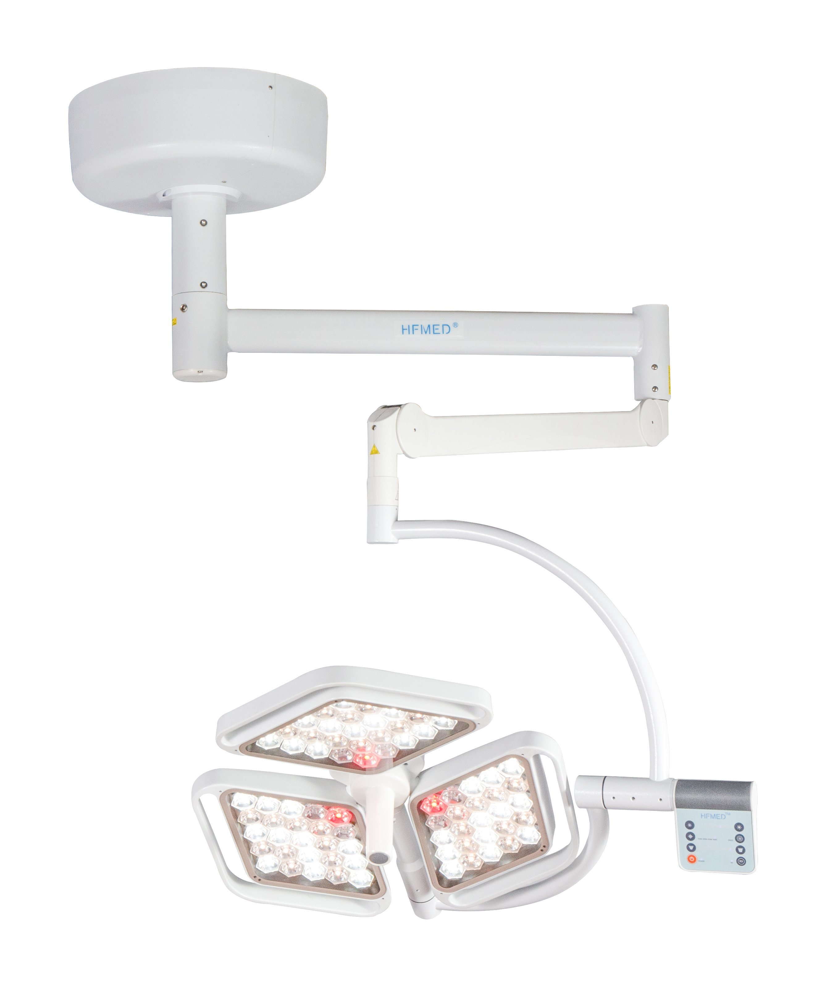 China Surgical Lighting Ceiling Led Operating Lamp With R9