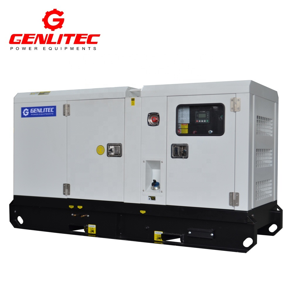 30kVA 24kw China Weifang Ricardo Diesel Generator with Factory Price