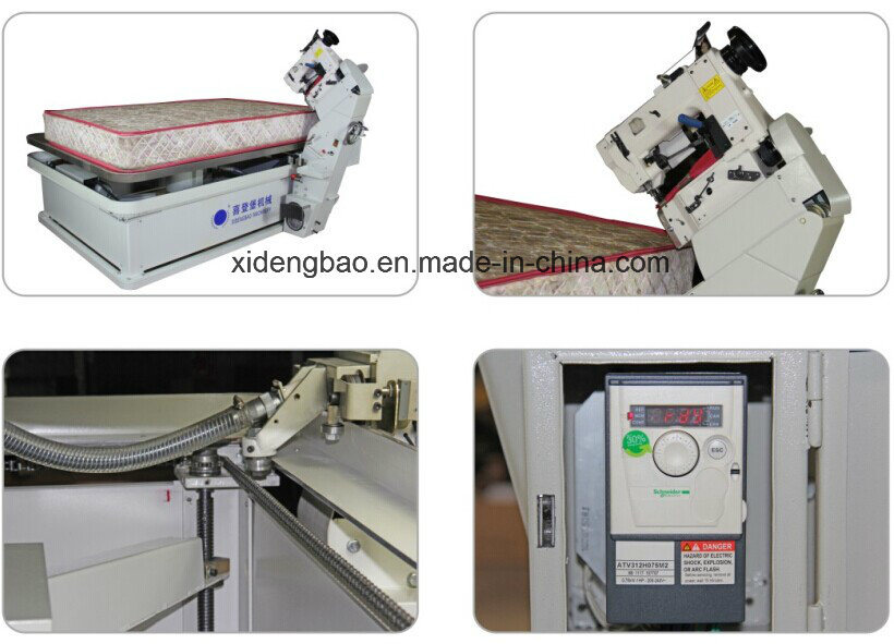 Wb-3A Mattress Edge Trimming Machine