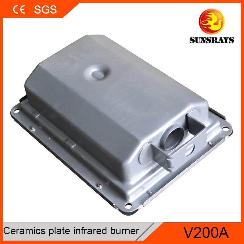 BBQ Grills Burner Shawarma Grill Machine Heating Element pictures & photos