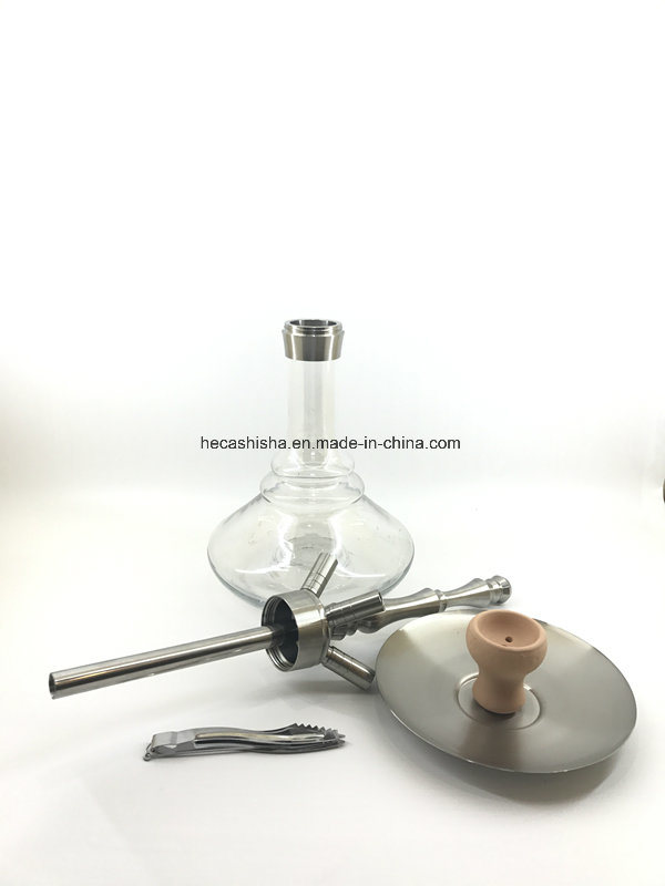2017 Good Quality Stainless Steel Alloy Nargile Smoking Pipe Shisha Hookah