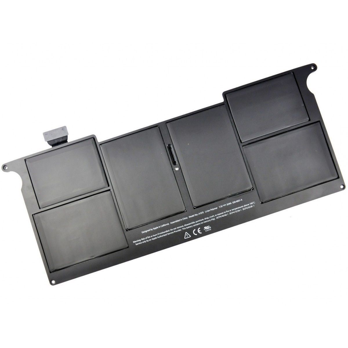 China New A1375 Battery For Apple Macbook Air 11 A1370 Mc505ll A Baterai Original Pro A1322 A1278 13 Inchi Mc506ll Mc507ll Laptop Notebook