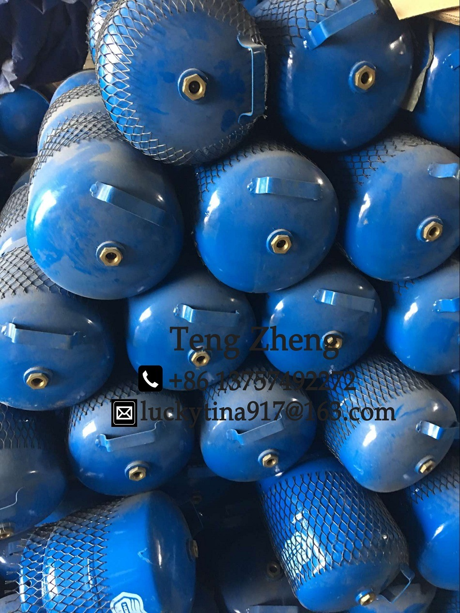 Steel LPG & Gas Tank Cylinder-3kg pictures & photos