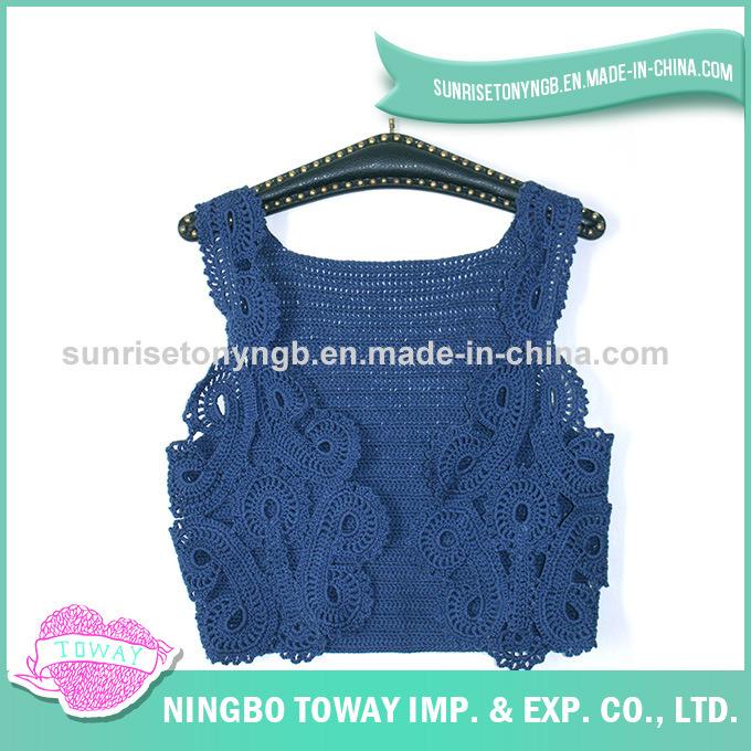 China Blue Boy Children Baby Crochet Cardigan Sweater China