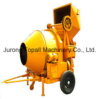 China Rdcm350-6e Electrol Reverse Drum Mixer with Mechanical