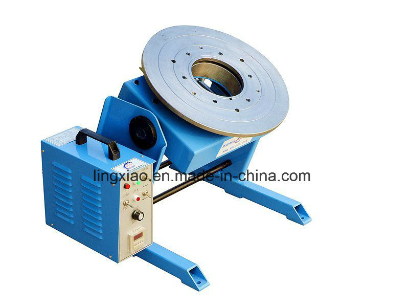 Ce Certified Girth Welding Positioner (special type: through center hole 140mm) pictures & photos