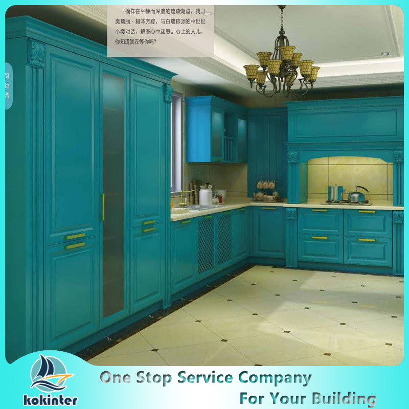 Particle Board Kitchen Cabinets
