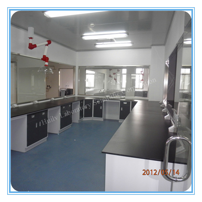 [Hot Item] Epoxy Resin Work Top China Lab Bench Furniture (HL-QG-L010)
