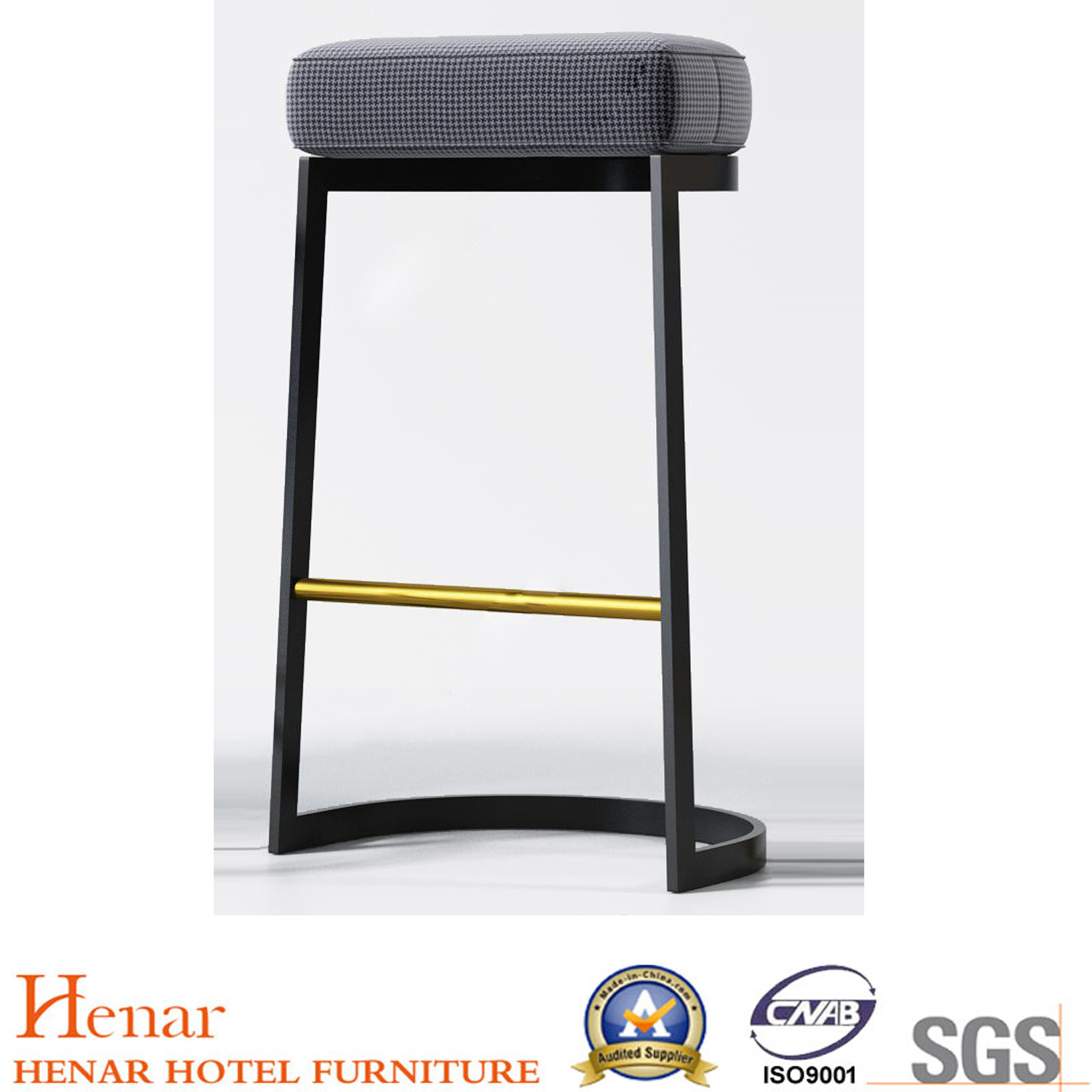 Sensational Hot Item Excellent Wooden Bar Stools With Golden Stainless Steel Footrail Pdpeps Interior Chair Design Pdpepsorg