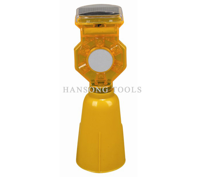 Solar Traffic Warning Light (SP-009)