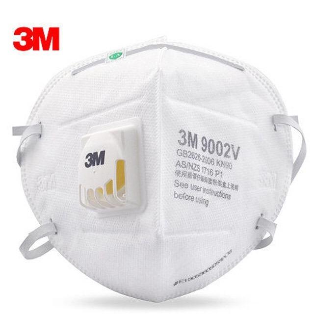 3m 9002v Respirators Mask Mist hot Item Dust Particulate