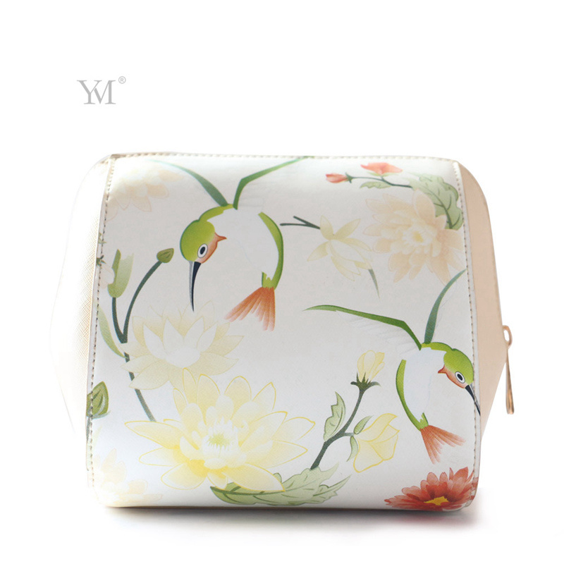 Wholesale Promotional Good Quality PU Cosmetic Bag pictures & photos