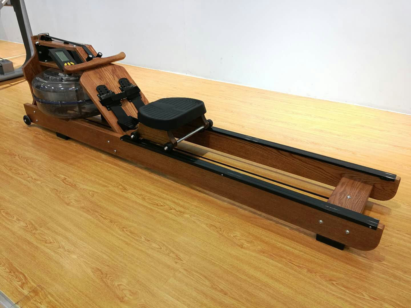 Hot Item Special Price Sale Wooden Water Rowing Machine