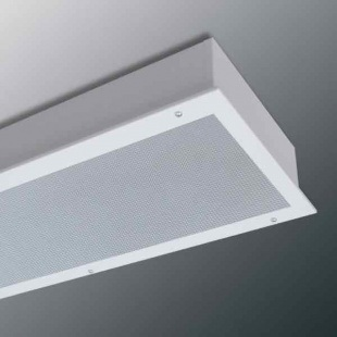 IP54 LED Ceiling Light for Cleanroom Environments (ROT118/PN LED)
