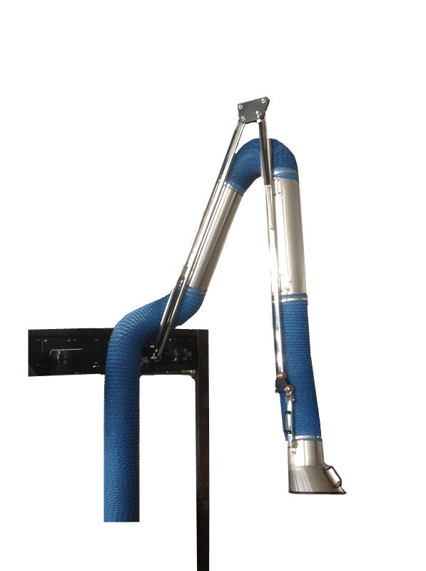 Flexible Dust Fume Suction and Exhaust Arm for Industrial Dust Collection System pictures & photos