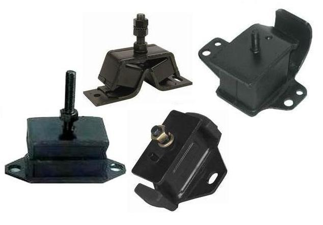 Performance Rubber Anti Vibration Mounting