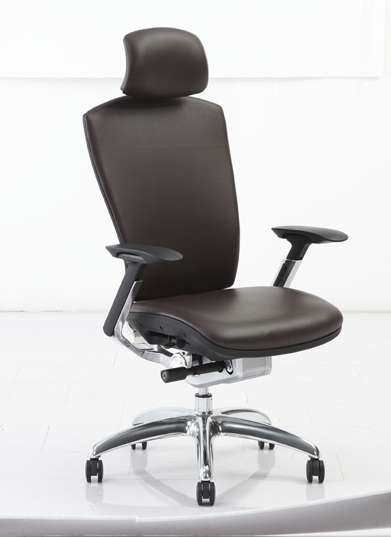 China Latest Leather Office Chair With