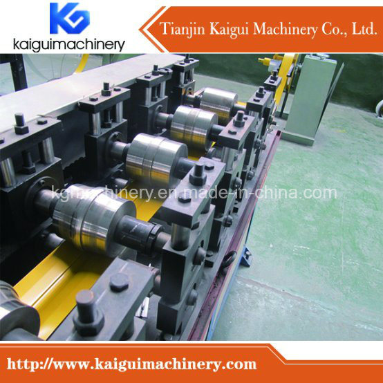 Automatic T Grid Roll Forming Machine with Real Factory pictures & photos