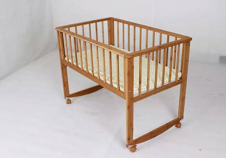 Round Pali Modern Newborn Baby Cribs