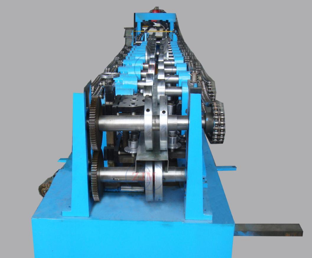 China C Z Purlin Interchangeable Roll Forming Machine
