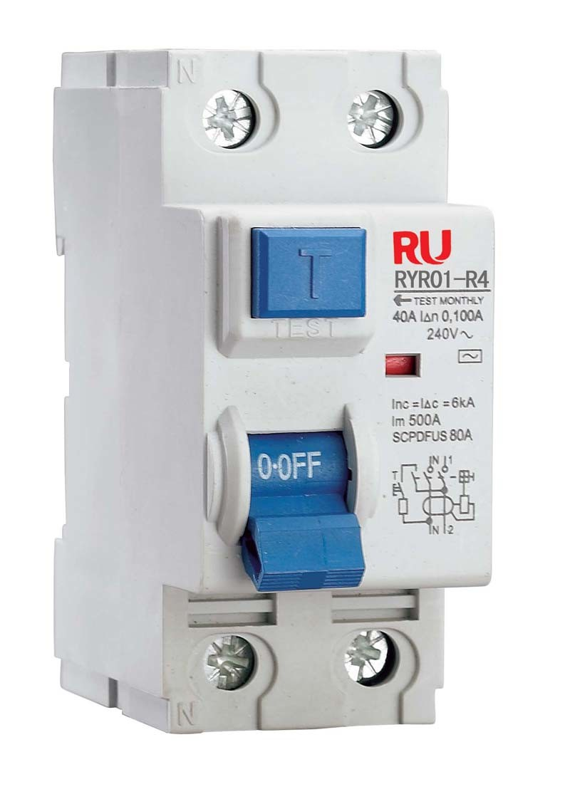 Rccb Connection Diagram Pdf 27 Wiring Images Basic Electrical Residual Current Circuit Breaker Ryr01 R4 Schneider Diagrams