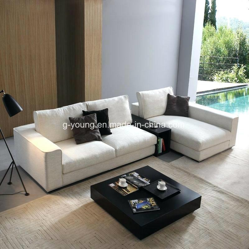Hot Item High Quality Light Color Customized Home Sofa Set