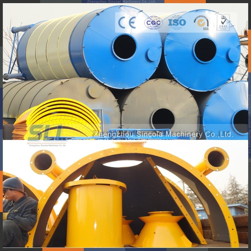 100ton Silo Equipment for Dosing-Weighing  and  Mixing  Plants pictures & photos