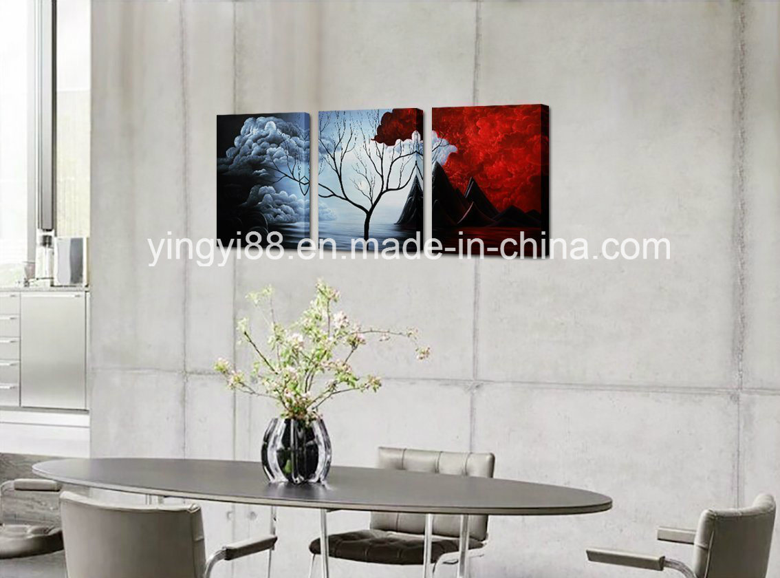 Factory Direct Sale Acrylic Wall Art for Home Decorations pictures & photos