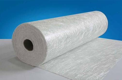 China Glass Fiber Materials Roofing Mat Tissue - China Powder Binder,  Emulsion Binder