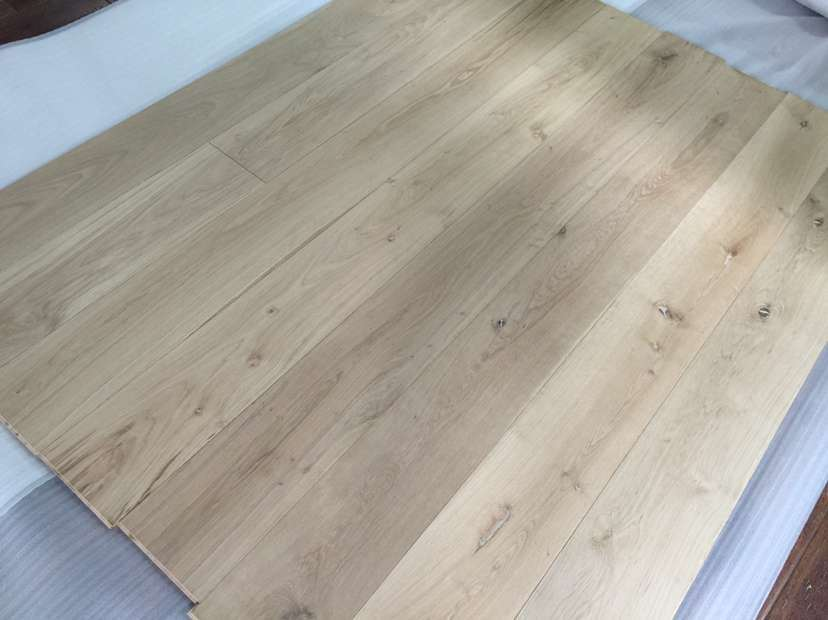 China Cl Abcd Grade Unfinished White Oak Engineered Flooring