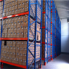 Hot Selling Raw Material Storage Rack Panel Shelving Pallet Stacking Racking  sc 1 st  Nanjing Suli Smart Storage Equipment Co. Ltd. & China Hot Selling Raw Material Storage Rack Panel Shelving Pallet ...