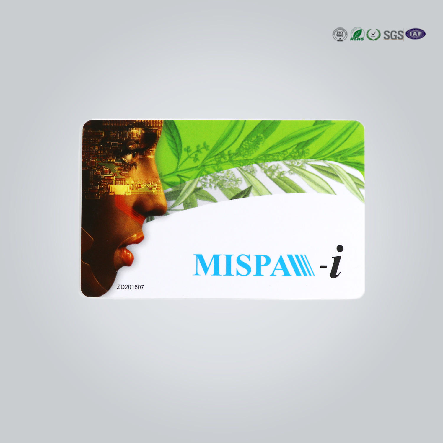 MIFARE Plus-S 4k ID Chips RFID Smart Card Blank 14443A pictures & photos