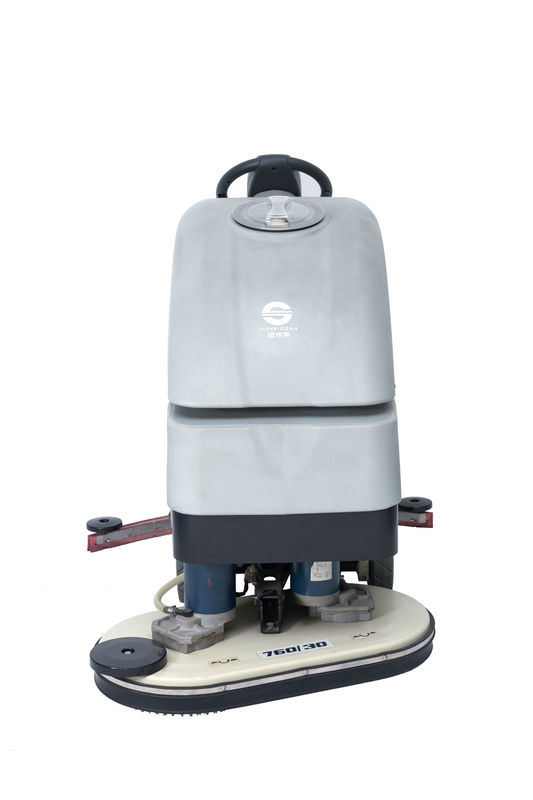 China Xdb Industrial Inch DualBrush Auto Floor Scrubber Floor - Small industrial floor cleaning machines