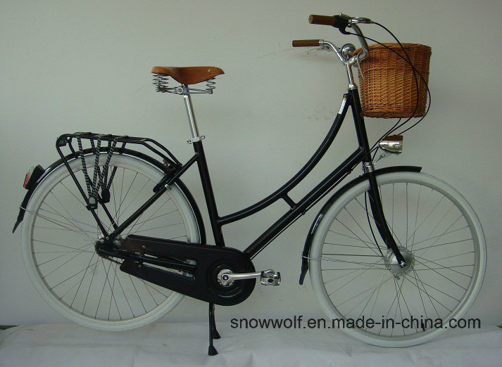 700c Alloy 3 Speed Dutch Bicycle for Lady (AYS-700C-11) pictures & photos