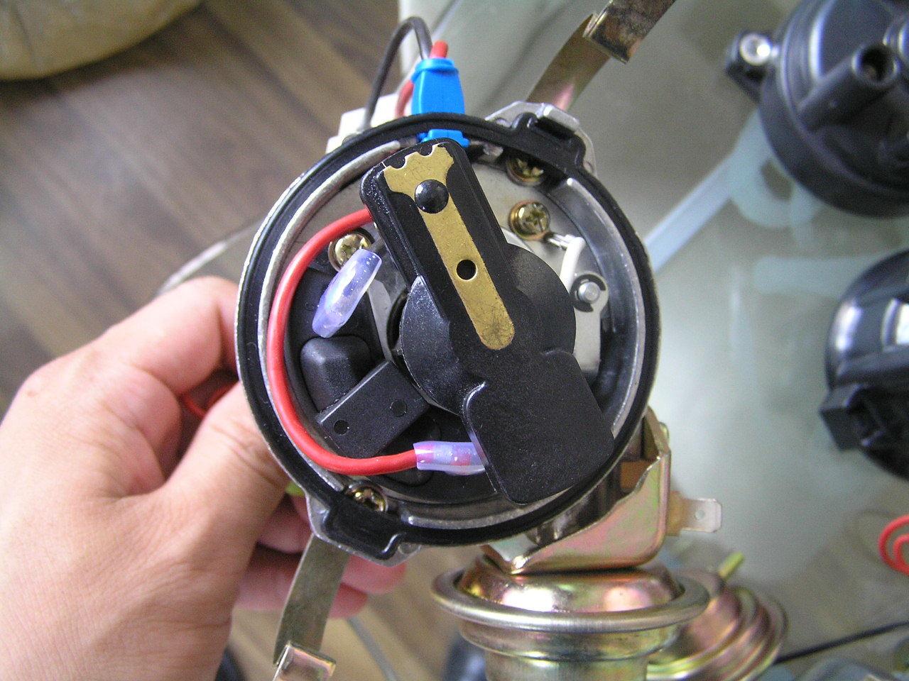 [Hot Item] Z24 Magnet Ignition Distributor for Nissan