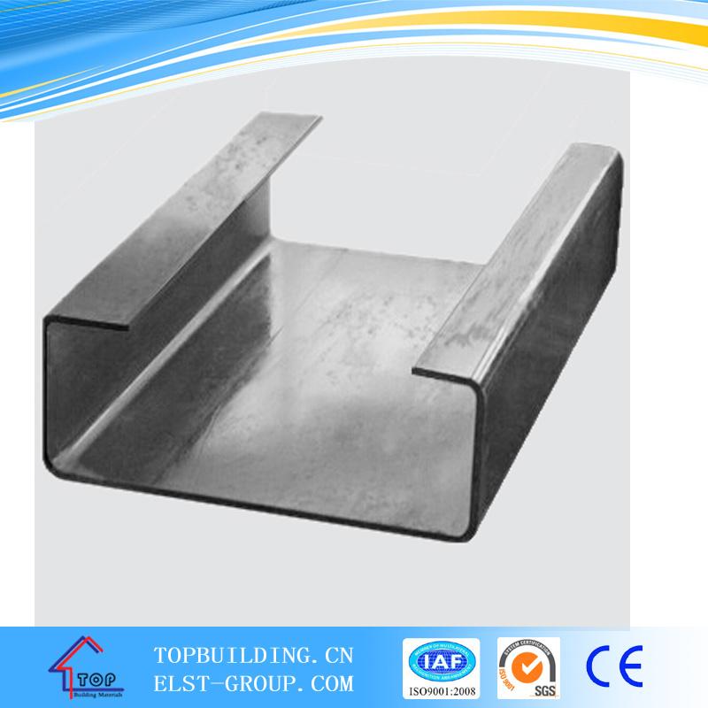 China Q235 Steel Channel Channels U Beam C Beam - China ...