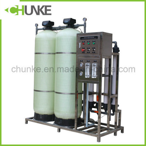 Automatic 2000L/H Mineral RO Water Purifier / Treatment Plant