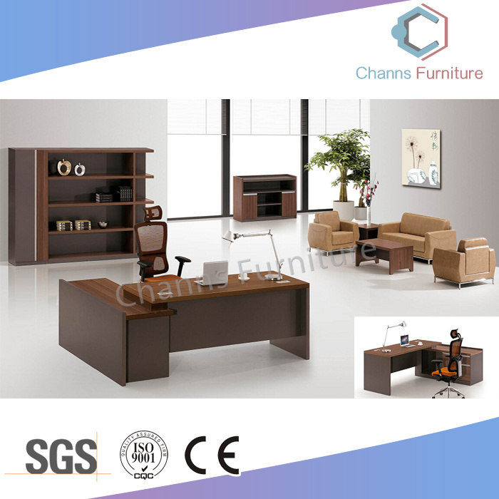 China New Design Wooden Modern Executive Desk Office