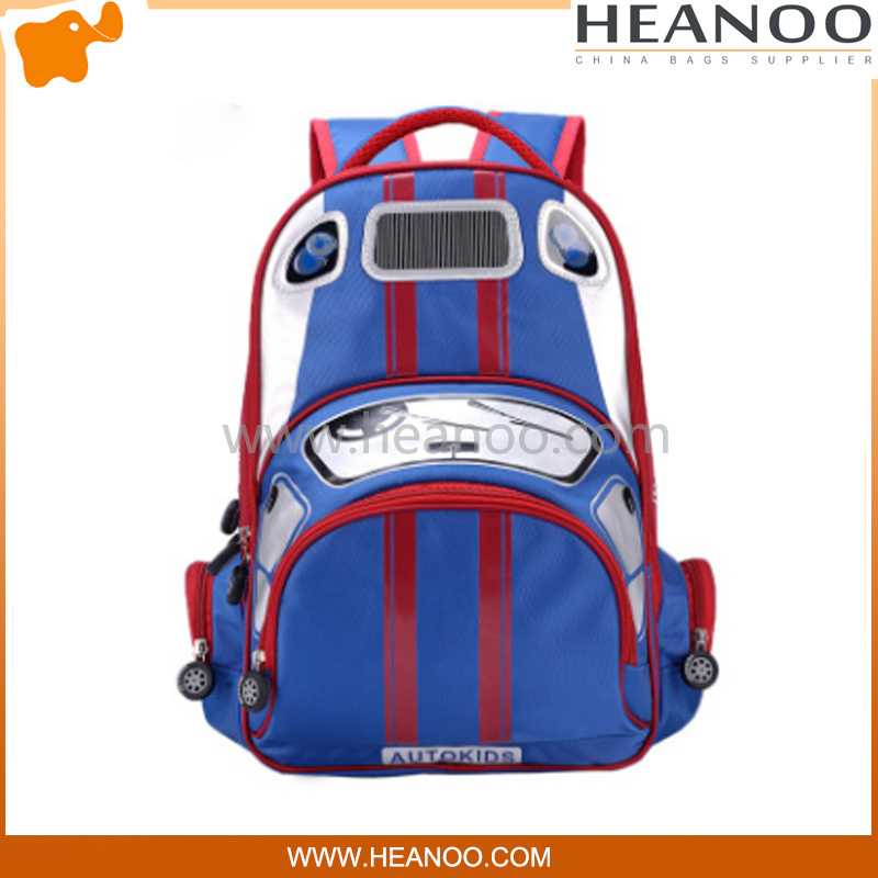 e7b3c501d7 China Cool 3D Transformers Car Children Primary School Backpack for Boys -  China Cartoon Student Bag