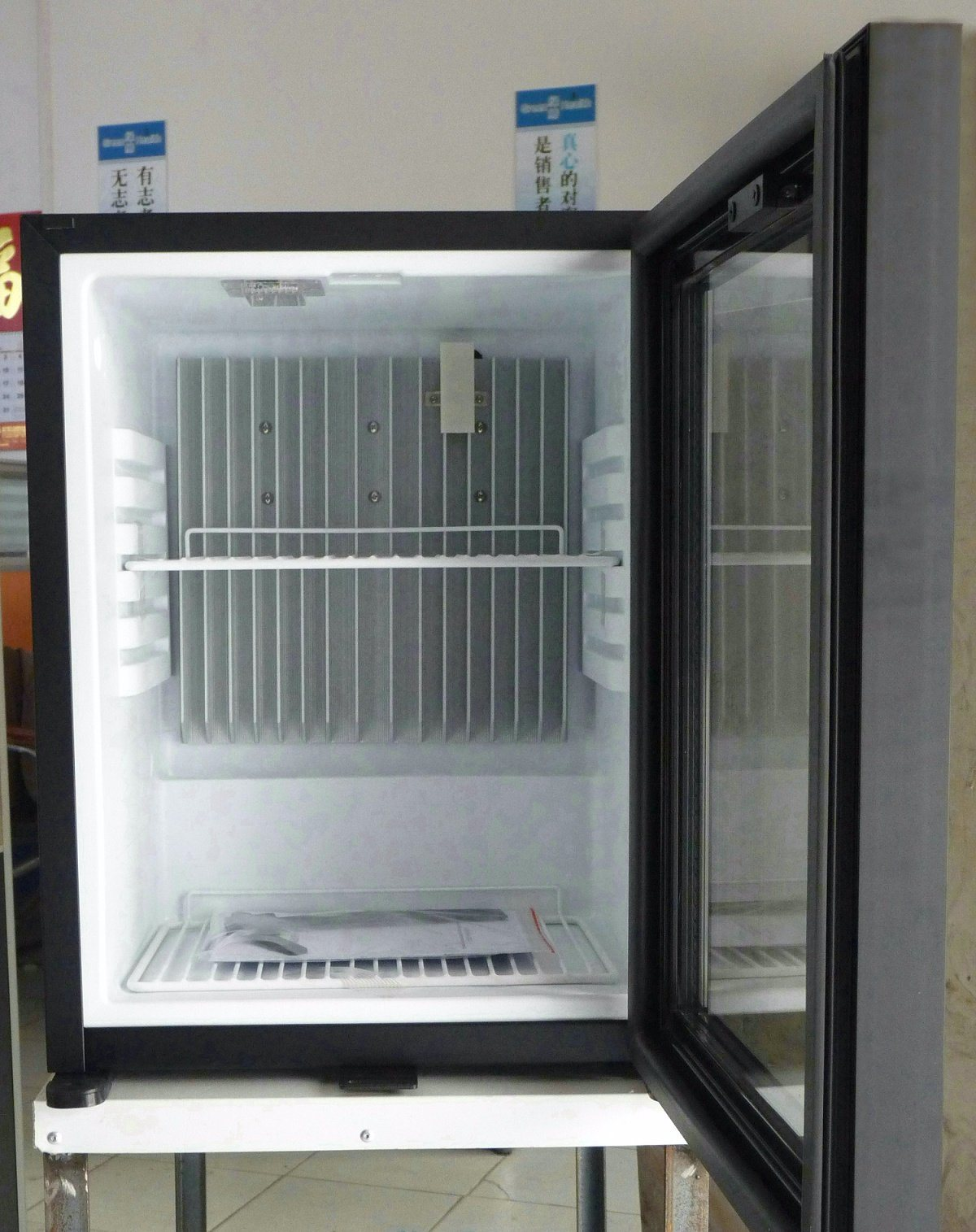 China Glass Door Gotel Mini Bar Fridge Professional Hotel Mini
