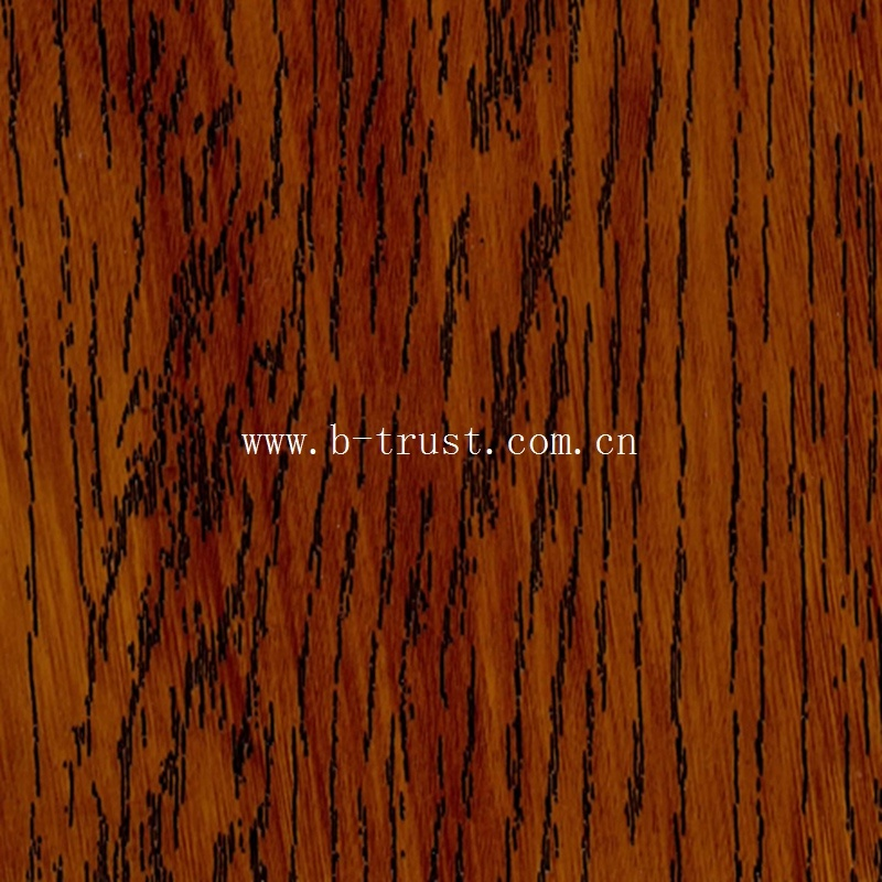 Wood Grain PVC Decorative Film/Foil/Membrane for Vacuum Press Dfh723