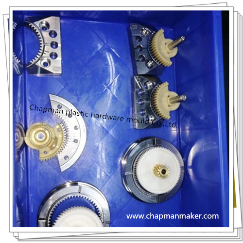 [Hot Item] Precision Plastic Gear Injection Mold / Export Mold to Germany