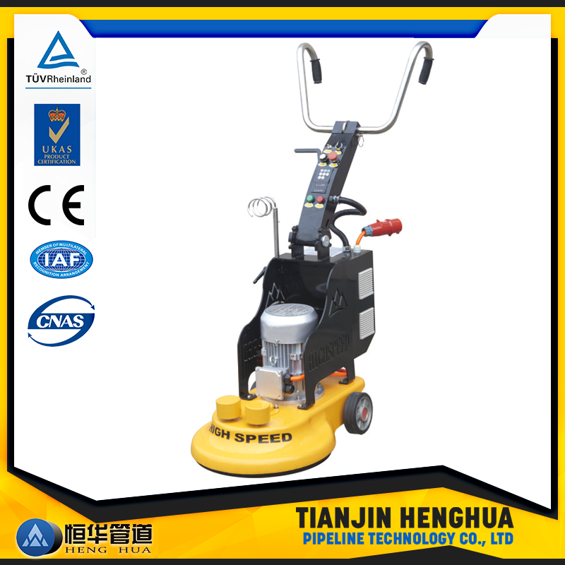 Dust Free Epoxy Resin Grinding Machine, Concrete Floor Grinder pictures & photos