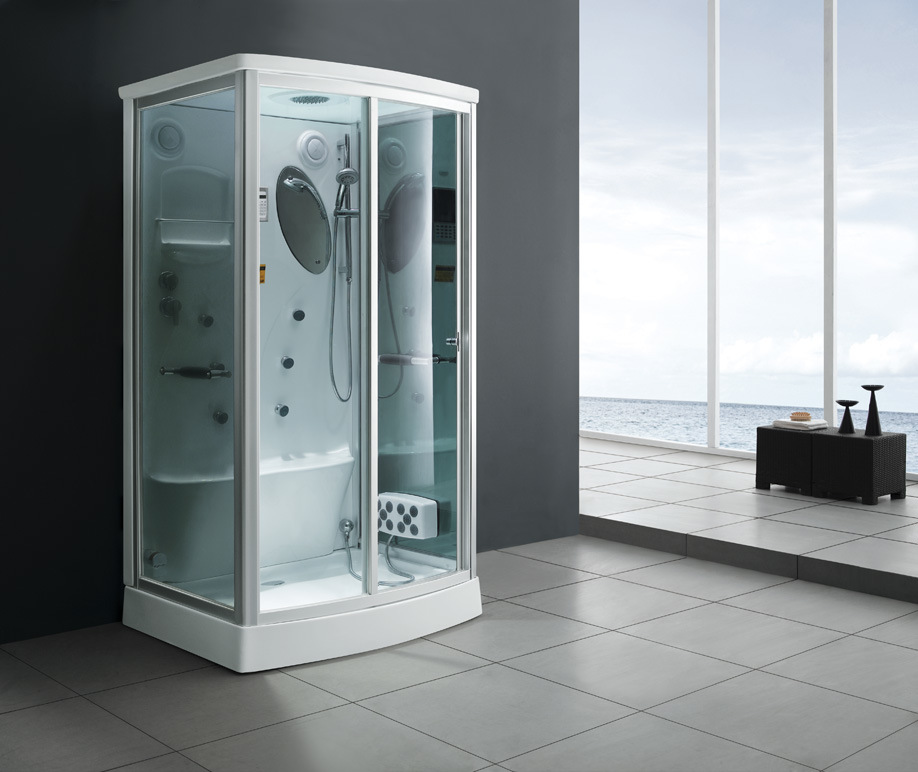 China for Sale Computer Control Panel Steam Shower Room Photos ...