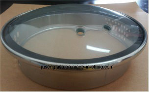 High Quality Round Glass Lid pictures & photos