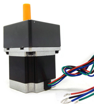 Geared Stepper Motor CE and RoHS Approved pictures & photos