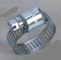 American-Type Stainless Steel Hose Clamp (8mm and 12.7mm)